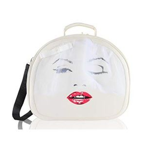 BNWT Betsey Johnson Train Carry-On Weekender Bag